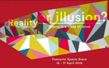 """Reality or Illusion"" di Foscarini per la Design Week"