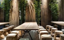 The wood is the protagonist at Imm Cologne2019 with Riva1920
