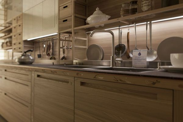 Mobili lavelli valcucine outlet for Mobili sottocosto online